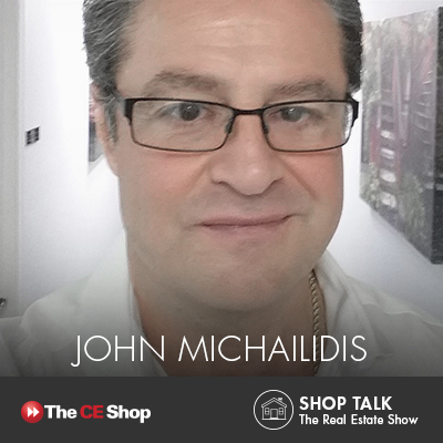 John Michailidis discusses how to build a real estate team.
